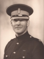 Photo of Bill Kaulback in uniform