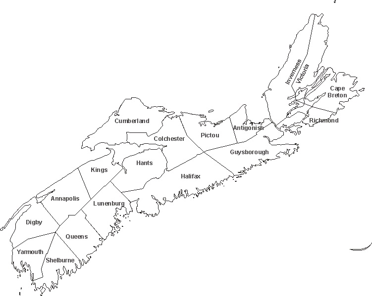 OrnaVerum Nova Scotia geography